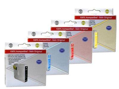 Cleaning-Set: 4 Reinigungspatronen | BS970/1000-4-R